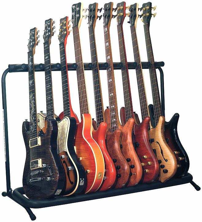 Стойка на несколько гитар